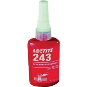 LOCTITE 243 - Schraubensicherung mittelfest 10-ml.-Flasche