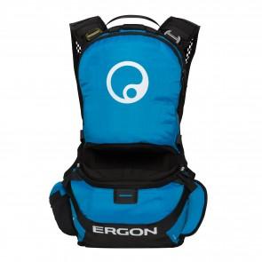 Ergon BE1-S Enduro Protect black/blue  -  Features: Inklusive Rückenprotek