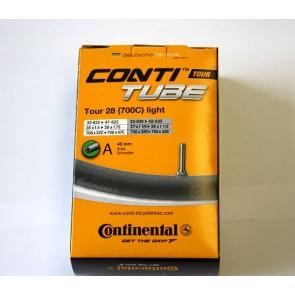 Continental Schlauch Tour 28 all light (AV40) 32-630 / 42-635 Gewicht: 165g
