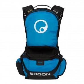 Ergon BE1-L Enduro Protect black/blue  -  Features: Inklusive Rückenprotek