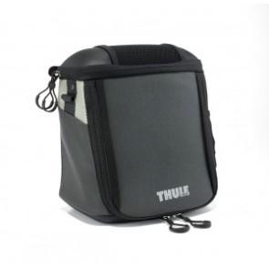 Lenkertasche Thule Pack 'n Pedal silber/schwarz, 24x21x15cm, 6,5 ltr