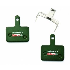 N) Swissstop Disk Brake Pads - gesintert für Shimano Deore BR-M525/575/486