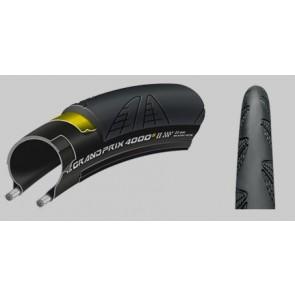 Continental Bereifung Grand Prix 4000 S II 23-622 (700x23C) schwarz faltbar