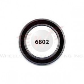 WHEELS Industriekugellager Typ 6802 2RS 15x24x5mm z.B. für Specialized (Pa