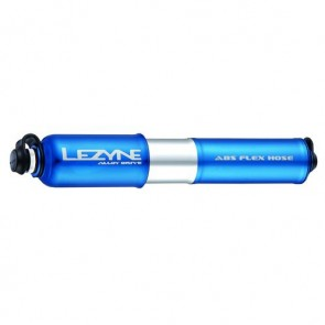 Lezyne Alloy Drive Pumpe Small Blau