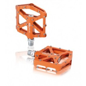 XLC MTB/Trekking Pedal PD-M12 Alu, orange