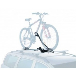Fahrradhalter ProRide 591 Thule, Alu silber/schwarz