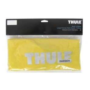 Rain Cover Thule für Large Pannier Pack 'n Pedal, gelb