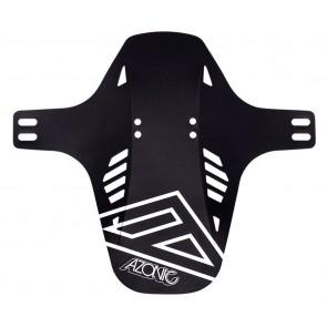 Azonic Schutzblech Mystery Fender für Federgabel schwarz-weiss