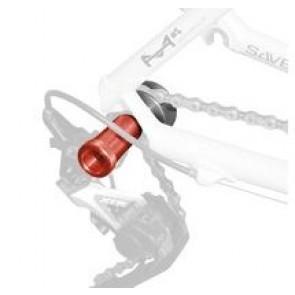 SCICON Transport Bike Protection Chain Holder für das Ausfallende zur Sich