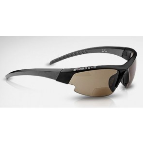 Swiss Eye Brillen Gardosa Evolution Bifo 15 Dioptrien Fassung: black matt /