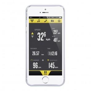 Topeak RideCase for iPhone 5 weiß  -  Befestigung: Headset Befestigung;Mat