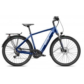 Breezer POWERTRIP EVO 1.3+ E-bike Dry Sand Silber