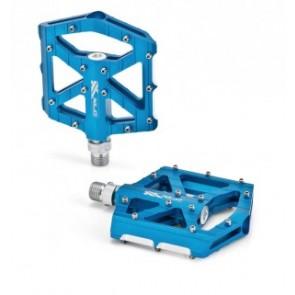 XLC MTB/Trekking Pedal PD-M12 Alu, blau