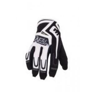 ONeal Handschuhe Reactor Glove Farbe: black/white Größe: S/8