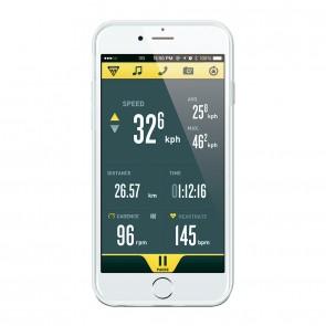 Topeak RideCase für iPhone 6+/6S+ mit Halter white  -  MATERIAL: Fiberglas