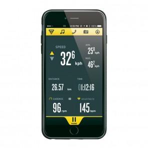 Topeak RideCase für iPhone 6+/6S+ ohne Halter black  -  MATERIAL: Fibergla