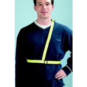 FASI Reflex-Koppel gelb 50 mm breit Verstellbereich 110 bis 130mm