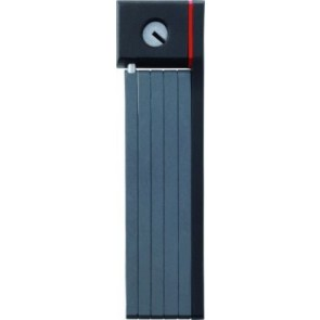 Abus Schlösser Faltschloss BORDO 5700/80 uGrip schwarz Security Level 7 5