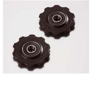 Tacx Shim. 9s Schaltungsrädchen  11Z. schwarz