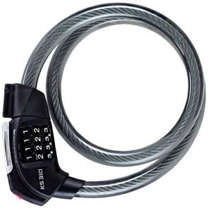 Trelock Kabelschloß KS310 Zahlen L=100cm, Ø=19mm