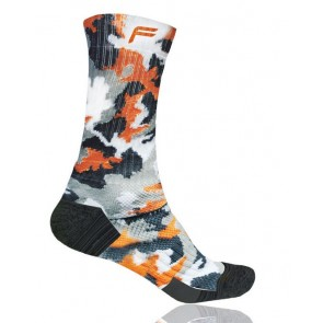 F-Lite Socken Winter Mountaineering Camou Farbe: orange/anthracite Größe: