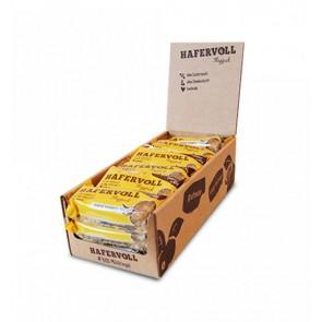 Hafervoll Müsliriegel Flapjacks Banane-Paranuss 18-Stück im Karton je Rie
