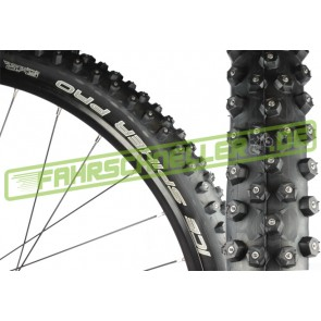 1 x Schwalbe ICE SPIKER PRO EVO TL-Ready Winter SnakeSkin 60-559 (26x2,35)