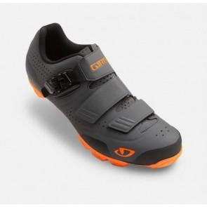 Giro Privateer R  MTB schuh  2016 grau / orange