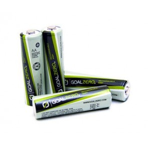 GoalZero AA Rechargeable Batteries Kit=4