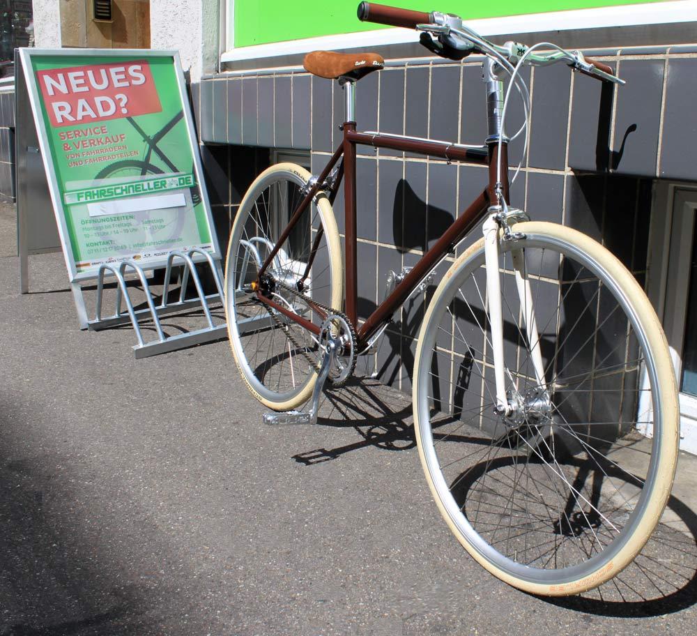 Fahrradreparatur Stuttgart Fahrschneller.de
