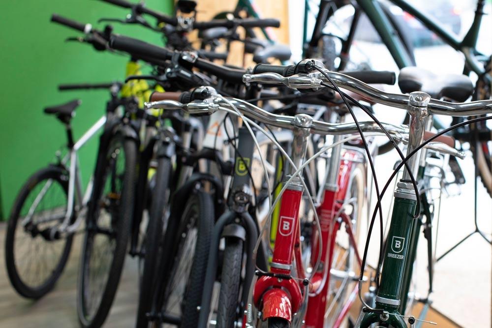breezer bikes bei fahrschneller.de fahrrad stuttgart