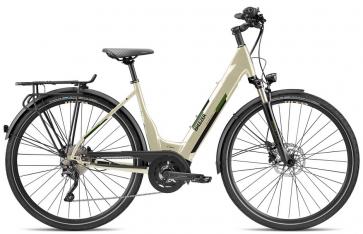 Breezer Damen E-Bike POWERTRIP EVO 1.3+ LS Bosch Motor 3. gen. 2020 Creme