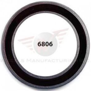 WHEELS Industriekugellager Typ 6806 2RS 30 x 42 x 7mm z.B. BB30/PF30 (Paar)