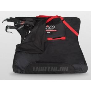 SCICON Tasche Cycle Bag Travel Plus Triathlon für Triathlon + MTB 26 '' Ge