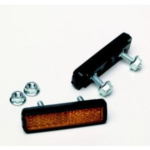 CAT EYE Pedalreflektoren SCHRAUBBAR Typ RR-1 BZA 4er-Set (univ. passend)