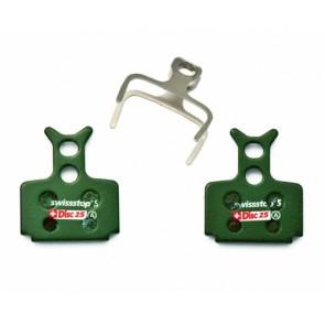 N) Swissstop Disk Brake Pads - gesintert für Formula Mega/The One/R1/RX (d