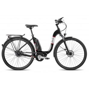 Breezer GREENWAY IG 1.1+ LS E-bike Schwarz