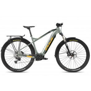 Fuji AMBIENT EVO 29 EQP E-Bike Hardtail Nass Grau