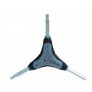 SuperB 3-IN-1 Y Inbus Schlüssel 4/5/6 mm