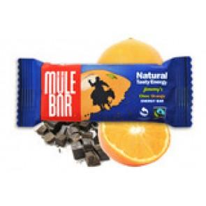 MULEBAR BOX CHOCOLATE ORANGE 24ER 24ER PACK JE 56 GRAMM
