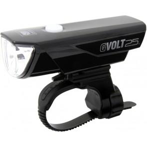 Cat Eye Beleuchtung LED weiss GVolt 25 RC HL-EL360G RC 25 Lux Integrierter