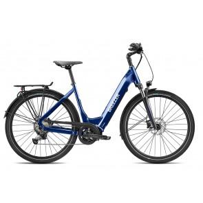 Breezer POWERTRIP EVO 1.3+ LS E-bike Saphir Blau