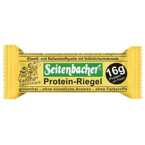 Seitenbacher Riegel Protein-Riegel VE= 12x60g Vanille 16g Protein pro Riege