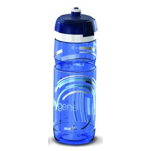 Elite Trinkflasche HYGENE SUPERCORSA BLUE CLEAR 750 ml