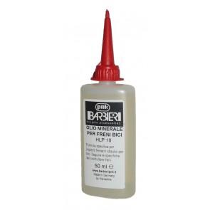 Barbieri Mineralöl 50ml für hydraulische Scheibenbremsen Made in Germany