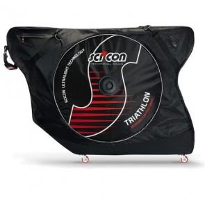 SCICON Koffer Soft Case AeroComfort Triathlon für Rennrad + Triathlon alle