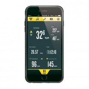 Topeak RideCase für iPhone 6/6S ohne Halter black  -  MATERIAL: Fiberglas