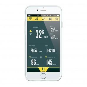 Topeak RideCase für iPhone 6/6S mit Halter white  -  MATERIAL: Fiberglas C