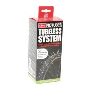 """NOTUBES Tubeless System Kit Flowfür 26 """" 650b und 29er Felgen"""